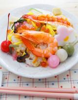 ちらし寿司 ひな祭り レシピ